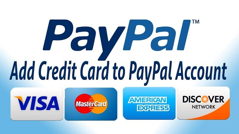 How to pay by cards through PayPal payment gateway
