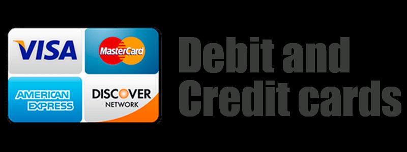 Debit and Credit cards - Flowers-Bangkok