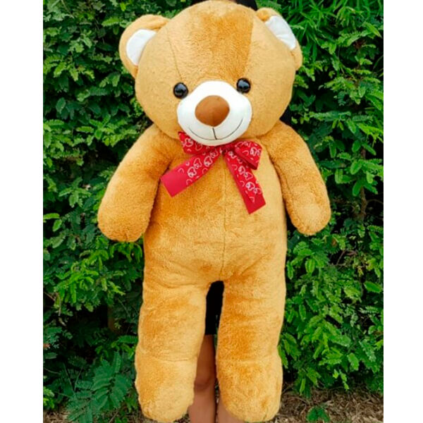 Mustard color Teddy Bear 100cm
