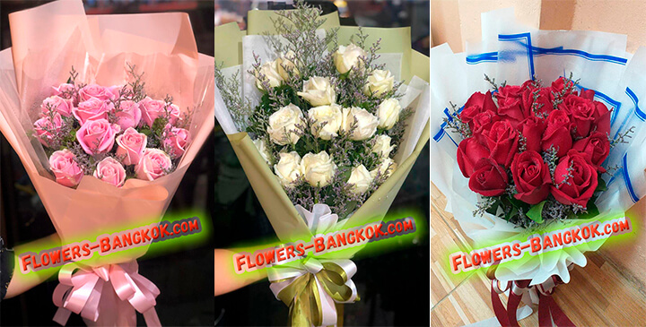The hidden meaning of the number of roses in a middle bouquets