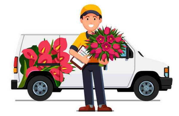 Flower Delivery Bangkok - delivery cost