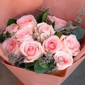 Premium pink roses - same day flower delivery Bangkok