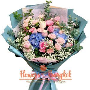 Flowers-Bangkok - Sweet Kisses bouquet